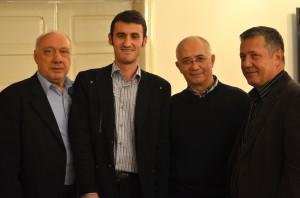 Nicolae Marinescu, Mihai Ghiţulescu, Gabriel Andreescu şi Ionel Buşe